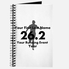 Customizable Running/Marathon Journal