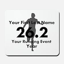 Customizable Running/Marathon Mousepad