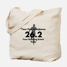 Customizable Running/Marathon Tote Bag