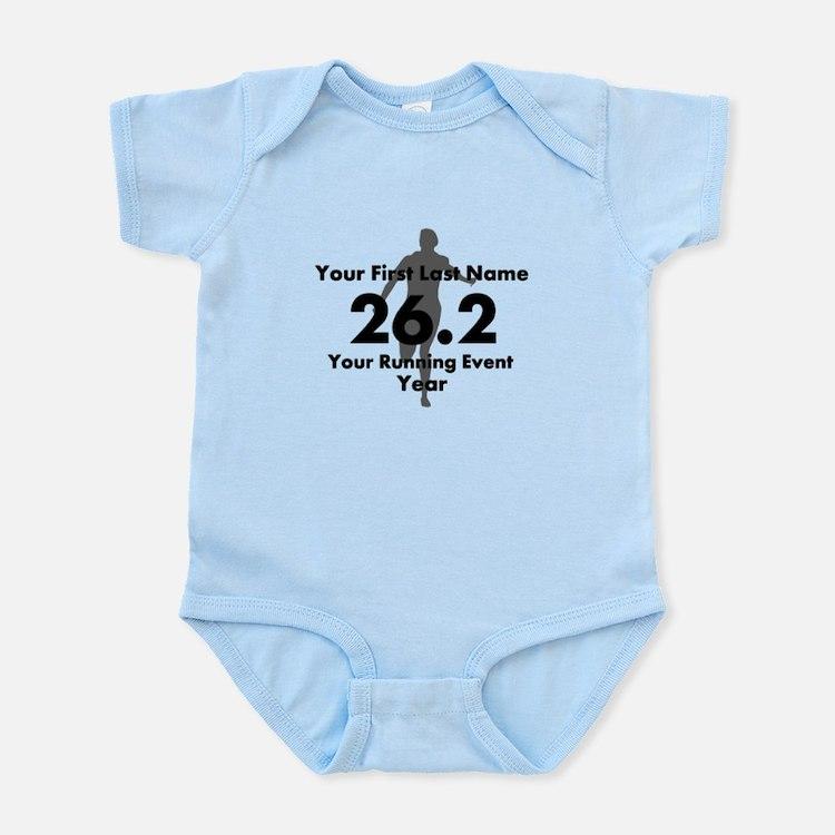 Customizable Running/Marathon Body Suit