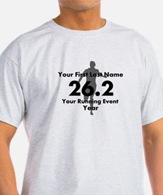 Customizable Running/Marathon T-Shirt
