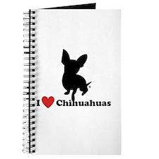I love Chihuahuas Journal