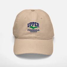 Upper Peninsula Baseball Baseball Cap