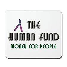 Human Fund Mousepad Seinfeld Costanza