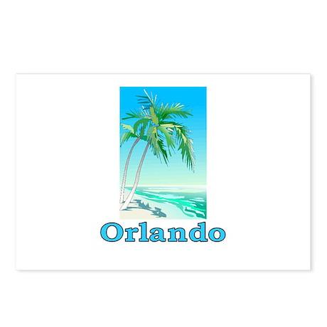 Orlando, Florida Postcards (Package of 8)