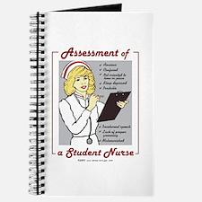 Student Nurse Assessment Journal