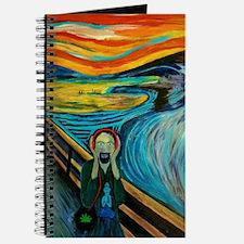MINDFUL SCREAM Journal