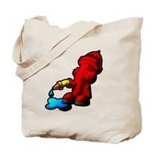 Short Hose Tote Bag