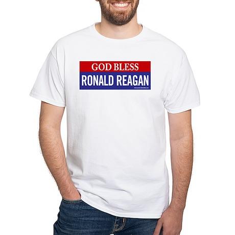 God Bless Ronald Reagan T-Shirt