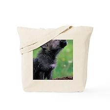 Wolf Cub Tote Bag