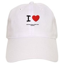 I love amateur radio direction finding Baseball Cap
