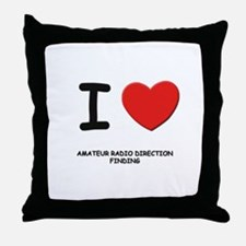 I love amateur radio direction finding  Throw Pill