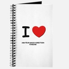 I love amateur radio direction finding Journal