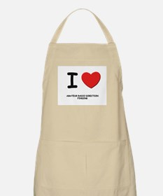 I love amateur radio direction finding  BBQ Apron