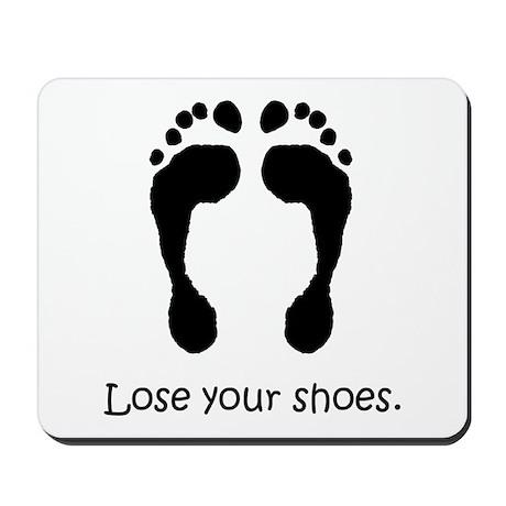 Barefoot Mousepad