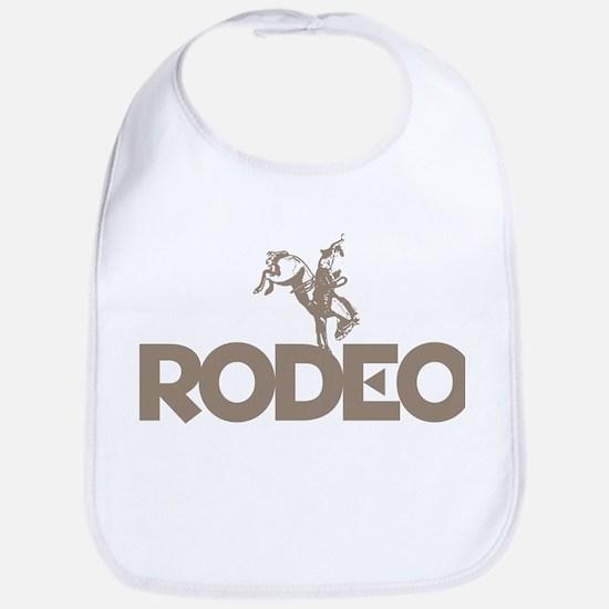 RODEO! Bib