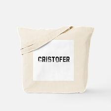 Cristofer Tote Bag