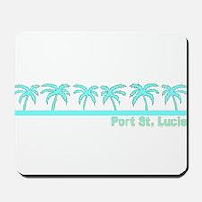 Port St. Lucie, Florida Mousepad