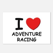 I love adventure racing  Postcards (Package of 8)