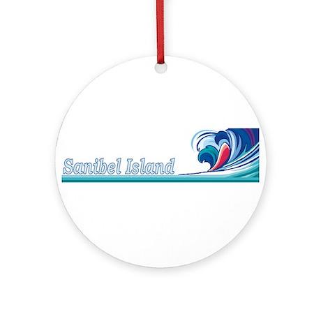 Sanibel Island, Florida Ornament (Round)