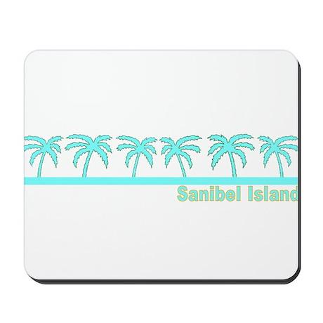 Sanibel Island, Florida Mousepad