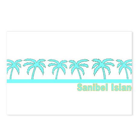 Sanibel Island, Florida Postcards (Package of 8)