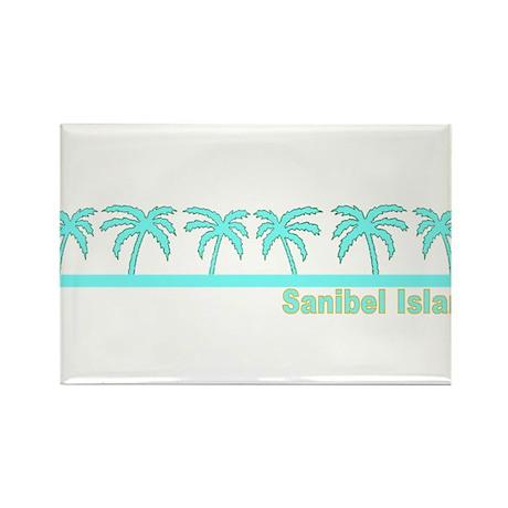 Sanibel Island, Florida Rectangle Magnet (100 pack