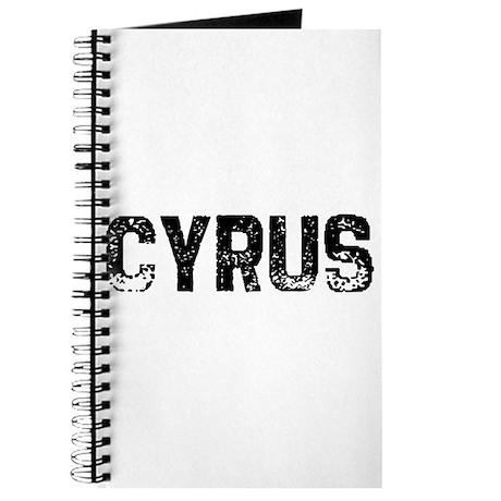 Cyrus Journal