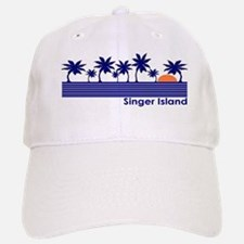 Singer Island, Florida Baseball Baseball Cap