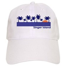 Singer Island, Florida Baseball Cap