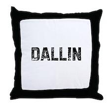 Dallin Throw Pillow