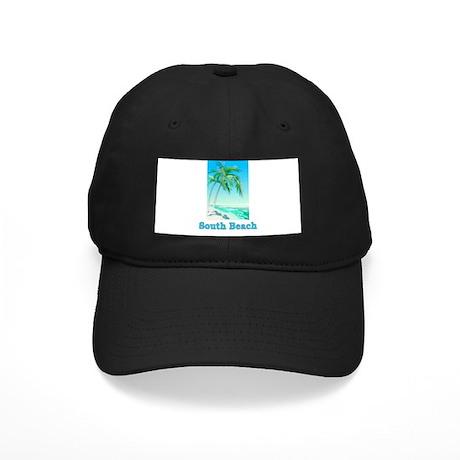 South Beach, Florida Black Cap