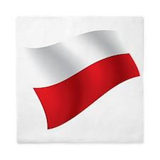 Polish Flag Queen Duvet