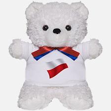 Polish Flag Teddy Bear