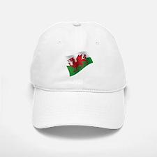 Welsh Flag Baseball Baseball Baseball Cap