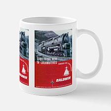Baldwin S-2 Steam Locomotive Mug