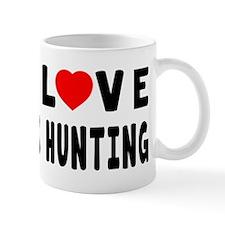 I Love Fox Hunting Mug