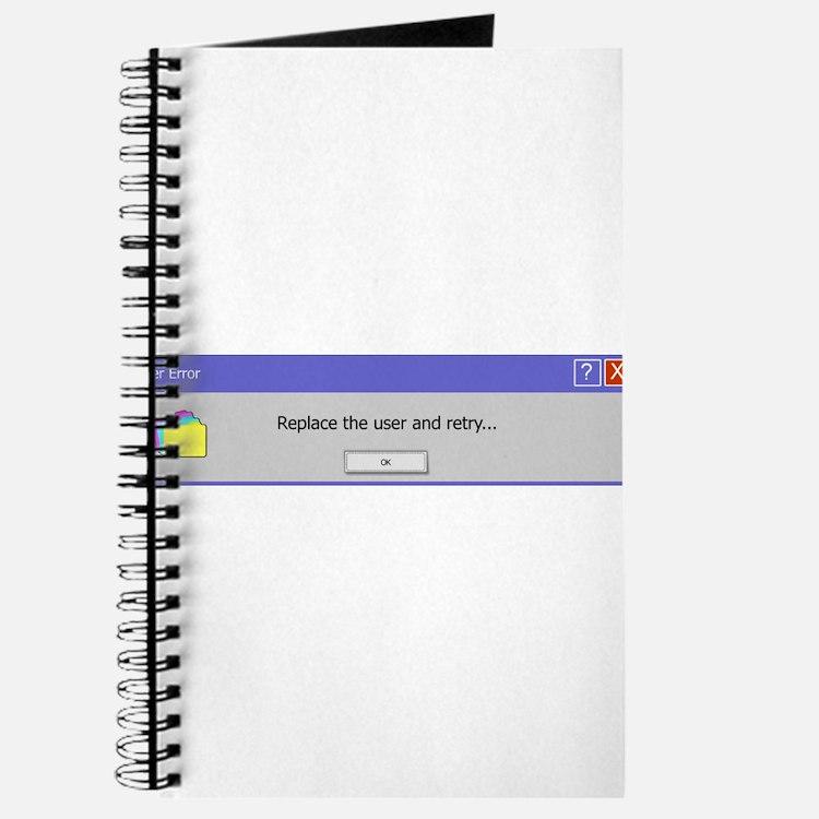 Computer Error Journal