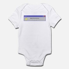 Computer Error Infant Bodysuit