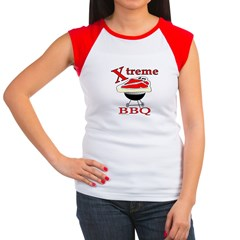 XTREME Women's Cap Sleeve T-Shirt