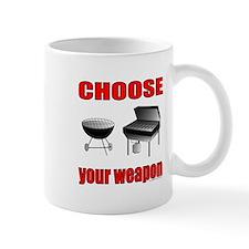 CHOOSE WEAPON Mug