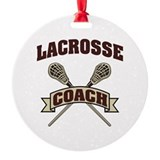 Girls lacrosse Ornaments