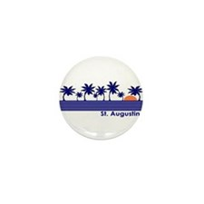 St. Augustine, Florida Mini Button (10 pack)