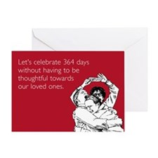 364 Days Greeting Card