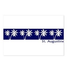 St. Augustine, Florida Postcards (Package of 8)