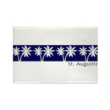 St. Augustine, Florida Rectangle Magnet