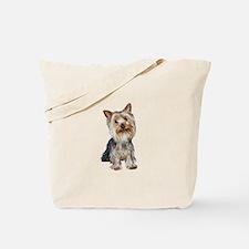 Silky Terrier (gpol1) Tote Bag
