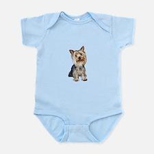 Silky Terrier (gpol1) Infant Bodysuit