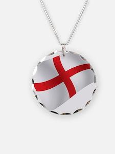 English Falg Necklace