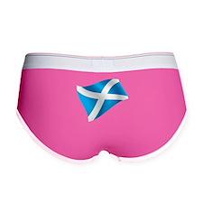 Scotland Flag Women's Boy Brief